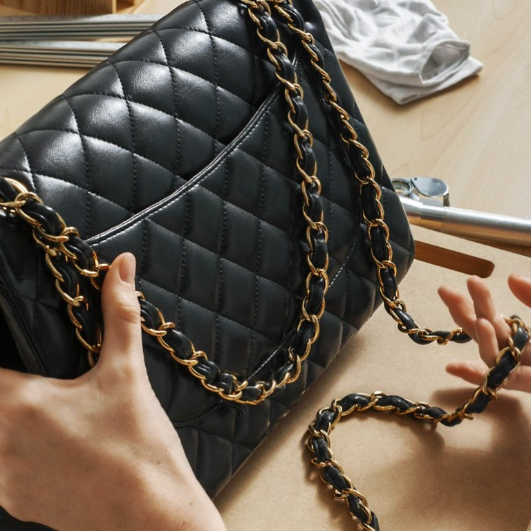 f10e829c1bd How to spot fake Chanel and Hermès bags – expert gives her top tips on what  to look out for