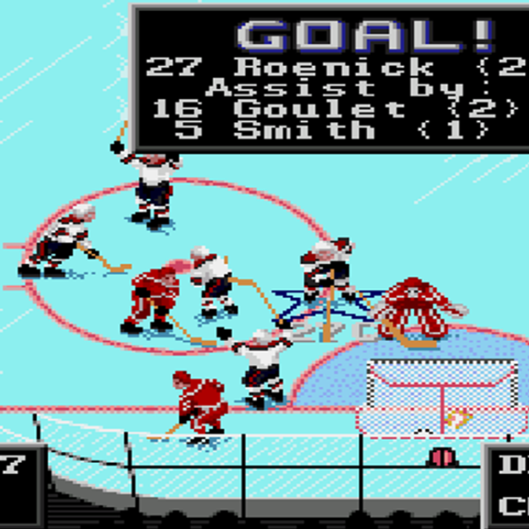 Is NHL '94 the best retro sports video game ever? Watch as