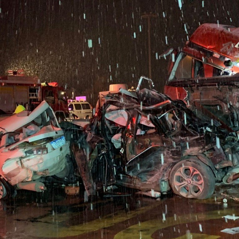 China Accounts For A Fifth Of Road Fatalities In The World Why