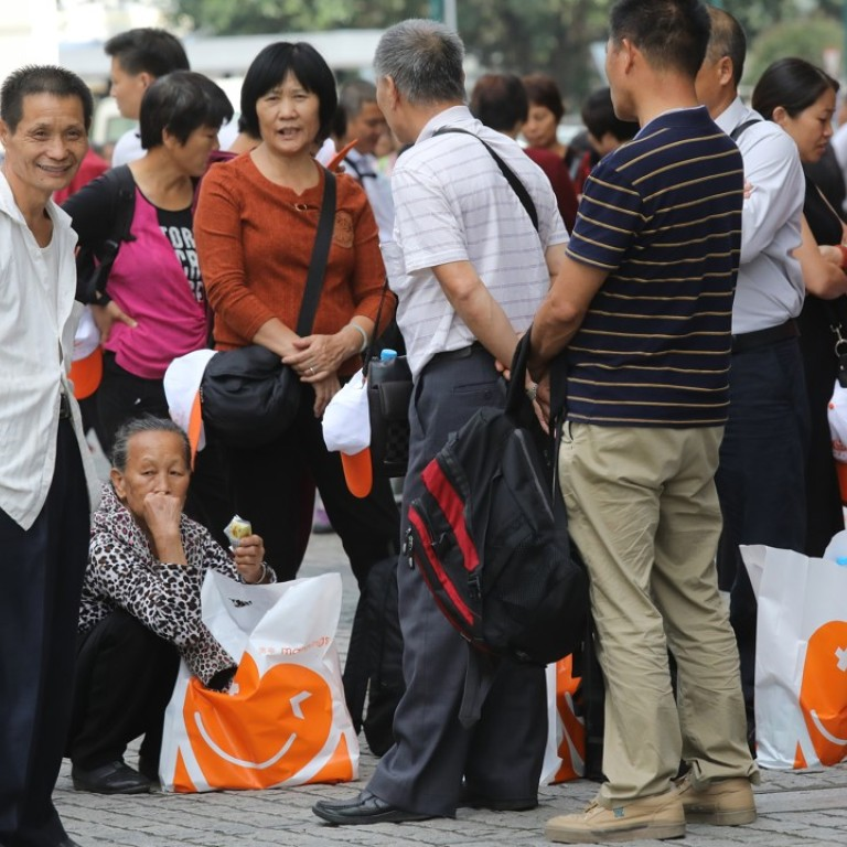 Guangzhou travel agencies told to avoid sending tour groups to Hong