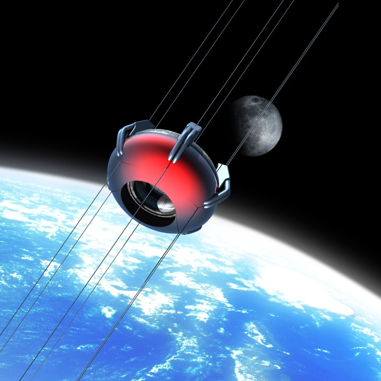 Chinese scientists say they have the key to building a space