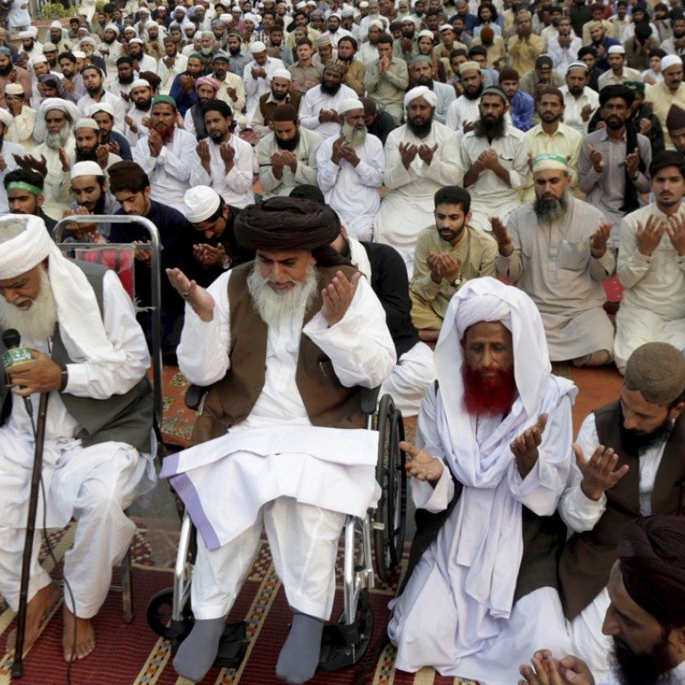 Pakistan arrests Khadim Hussain Rizvi, firebrand Muslim cleric who demands  death of Christian woman Asia Bibi for 'blasphemy' | South China Morning  Post