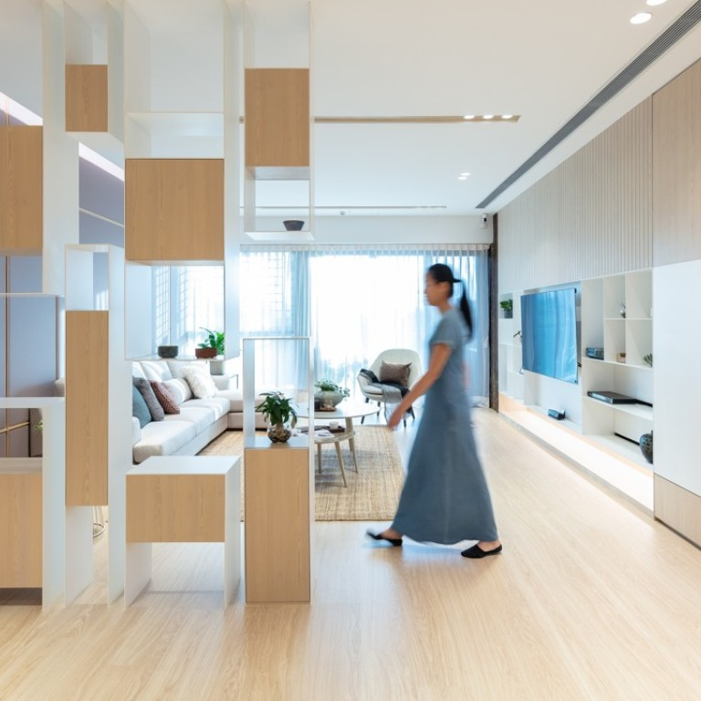 Minimalist Japanese design finds a home in high,end Hong