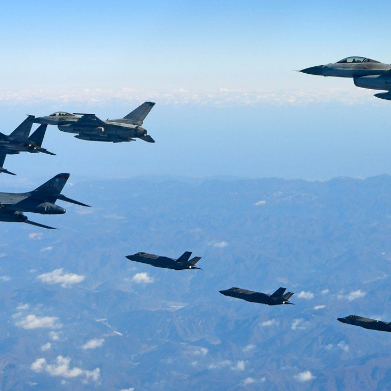 Whats Hurry About Flying South When >> Seoul Voices Concerns As More Chinese Military Aircraft Spread Their