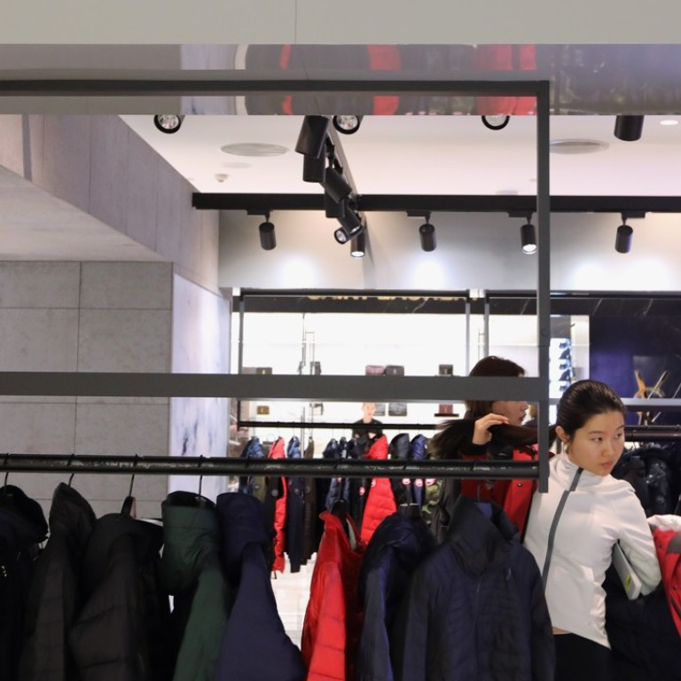 canada goose shop prague