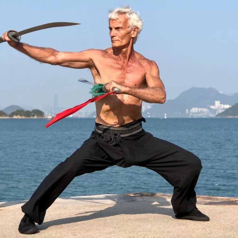 65509b939f9 Five top tips from a kung fu master for a healthy life – and, after 60  years of martial arts, he's living proof