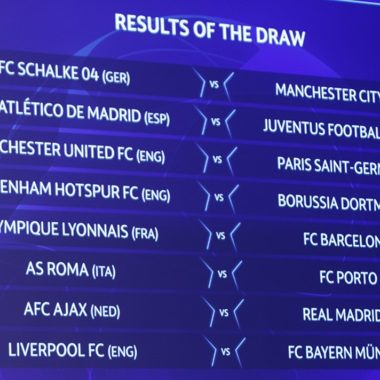 Liverpool Draw Bayern As United Face Psg In Champions League