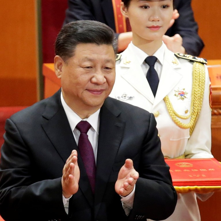 Xi Jinping China To Stick To Communist Rule And Its Own Path To Cope With Unimaginable Perils South China Morning Post