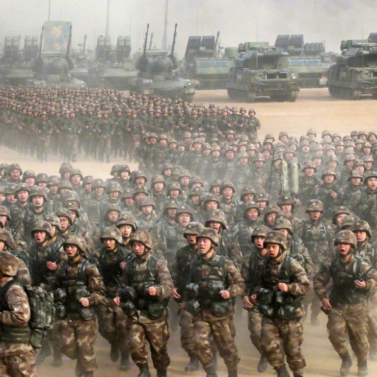 China's military priorities for 2019: boost training and