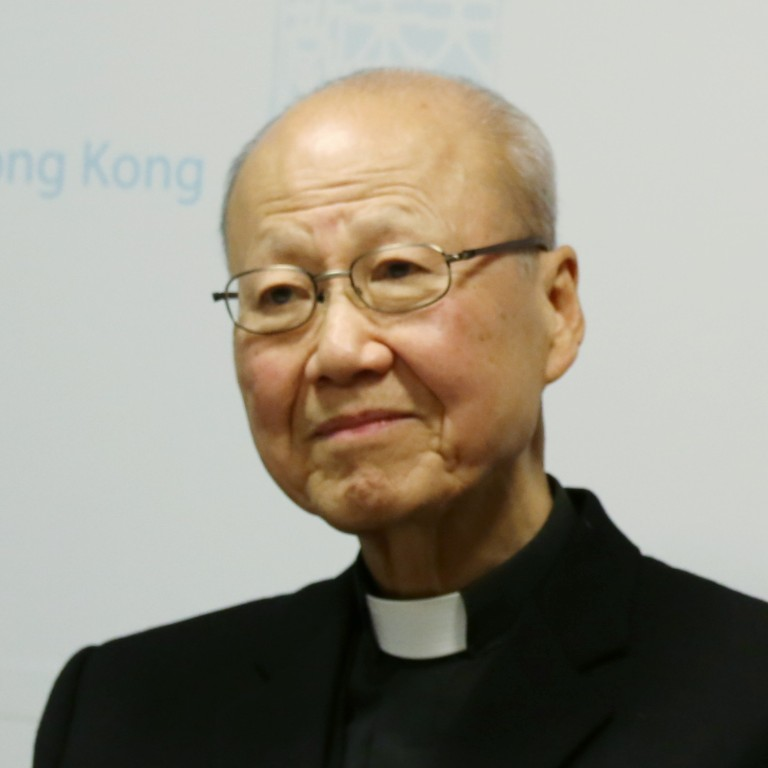 Shock as Vatican brings Cardinal John Tong out of retirement to be