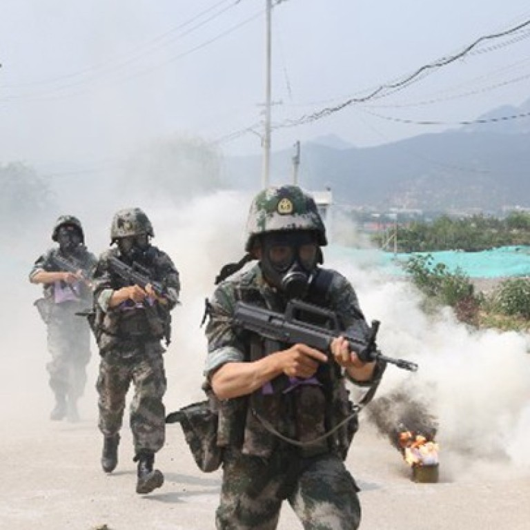 Ready Aim China S Military Tipped To Keep Ramping Up