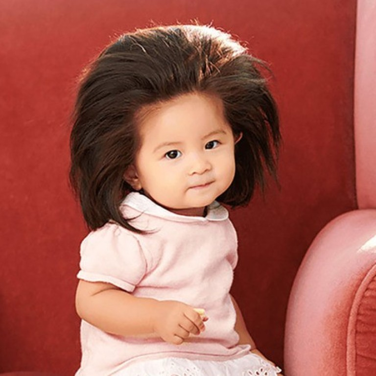 Japans Cutest Instagram Sensation Baby Chanco Lands Major Hair