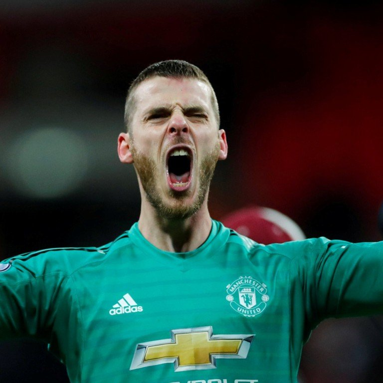 4721a5c5f Manchester United goalkeeper David de Gea is among the best to have played  at the club