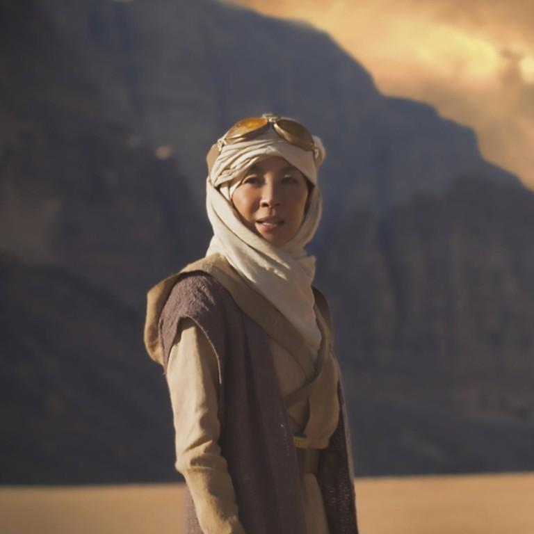 Michelle Yeoh to get own Star Trek show on CBS streaming