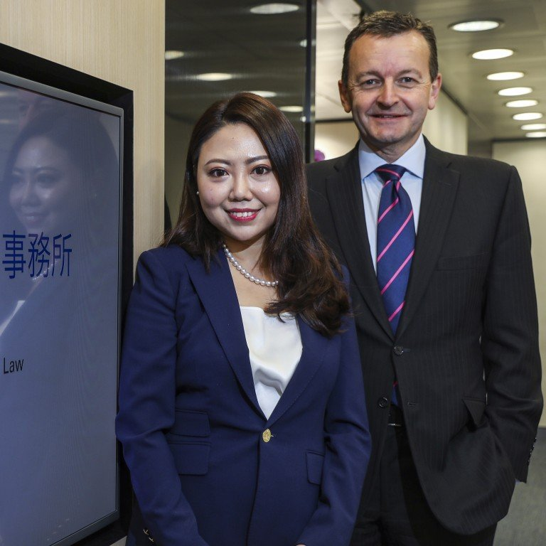 KPMG launches law firm in Hong Kong, unveils plans for