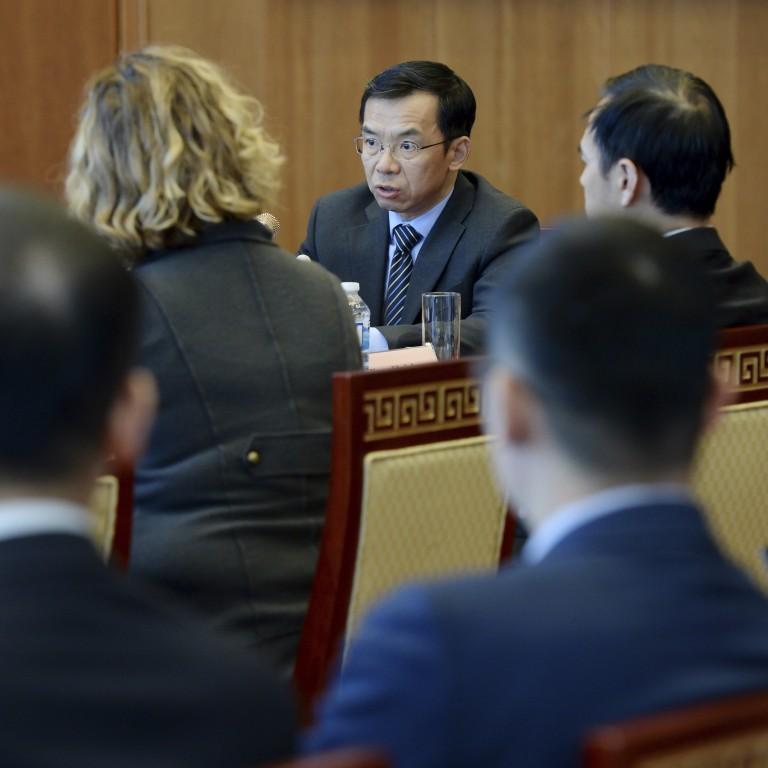 Chinese ambassador Lu Shaye warns 'back-stabbing' Canada to stop