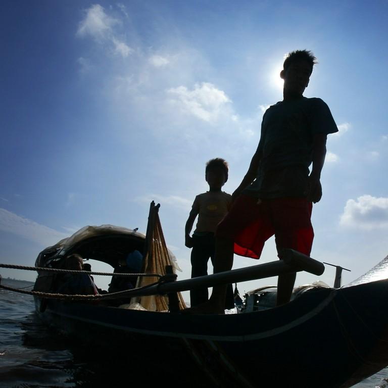 Cambodia's Tonle Sap Lake: where fishermen have no fish and