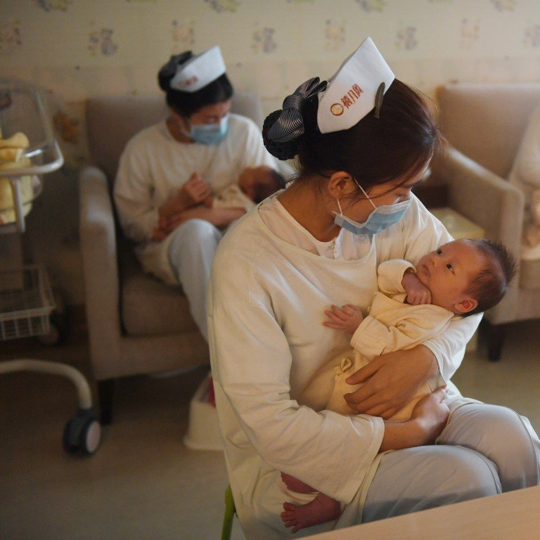 China's birth rate falls again, with 2018 producing the fewest