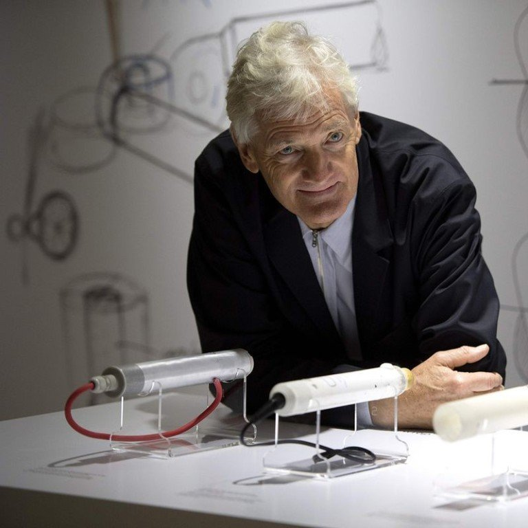 Inventor James Dyson now UK's wealthiest person after Dyson vacuum ...