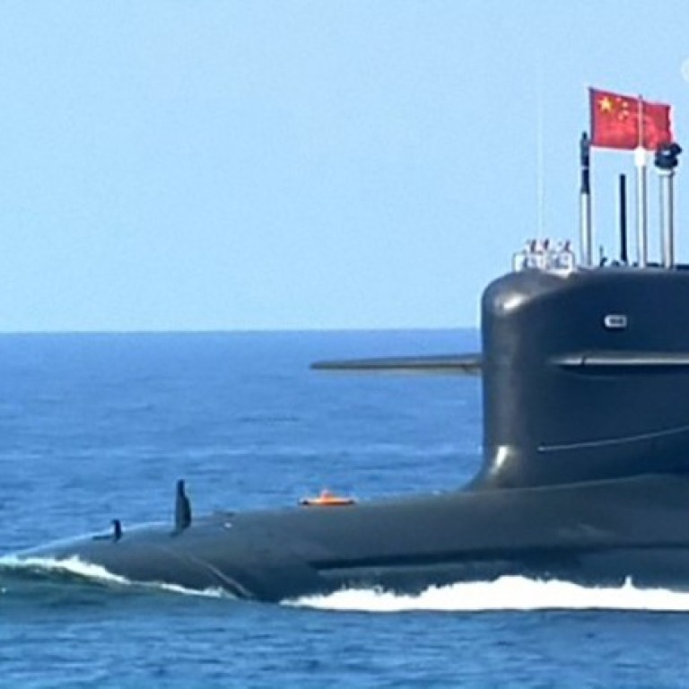 Chinese scientists make progress on nuclear submarine