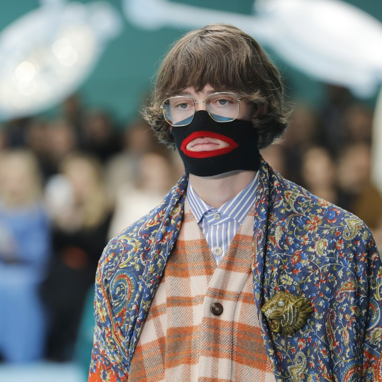 b5eed32af3 Gucci withdrew the offending 'blackface' garment from sale on websites and  stores. Photo