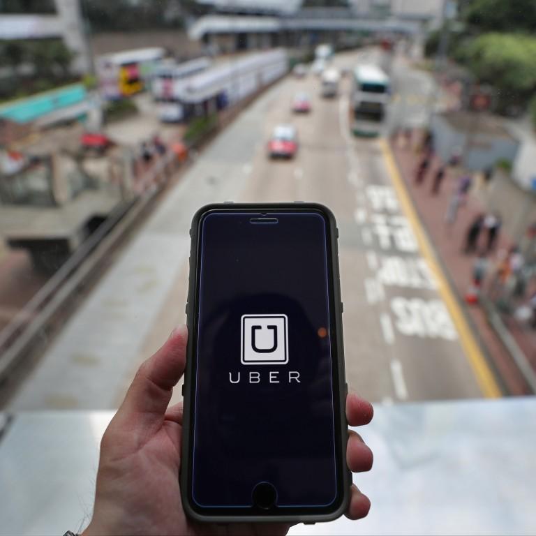 Bigger sanctions for driving on ride-hailing apps like Uber