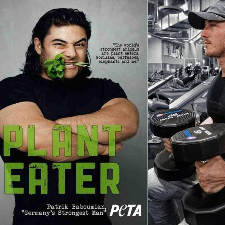 3 vegan bodybuilders show you that you can still beef up on a plant