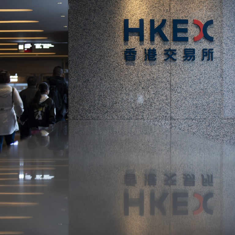 Stock exchange operator HKEX buys Shenzhen-based fintech