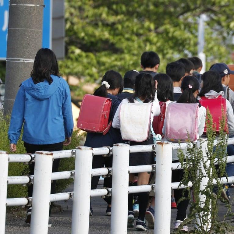 Girl Japanese Junior School