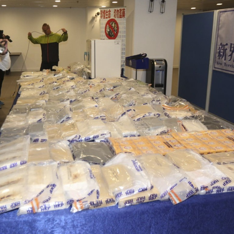 Beauty Haul Hong Kong: In One Swoop, Hong Kong Police Top 2018's Entire Cocaine