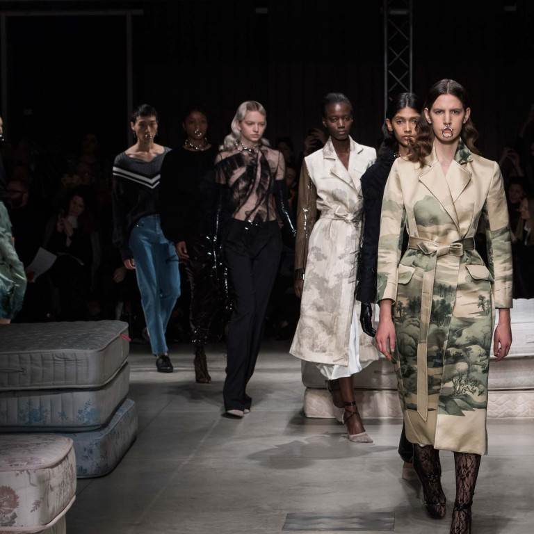 Not Just Gucci Versace Prada The Multicultural Millennial Designers Making A Name In Populist Italy South China Morning Post