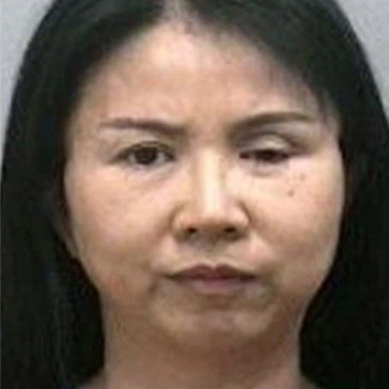In Florida sex spas, Chinese human trafficking rings