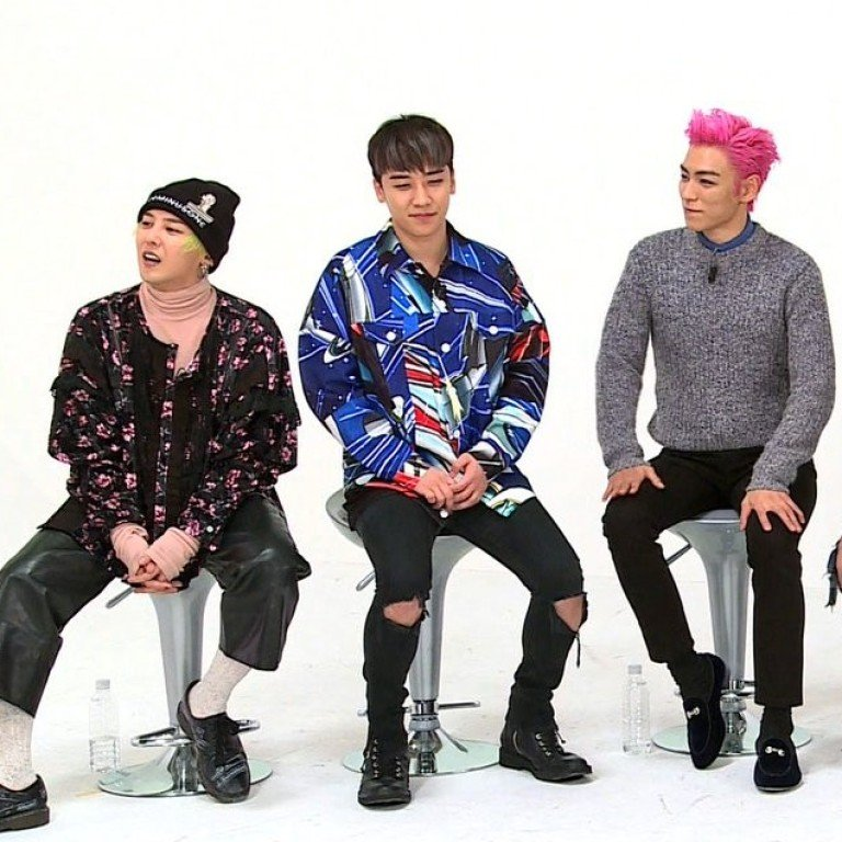 Boy band BigBang are no stranger to scandals: stories of sex, drugs