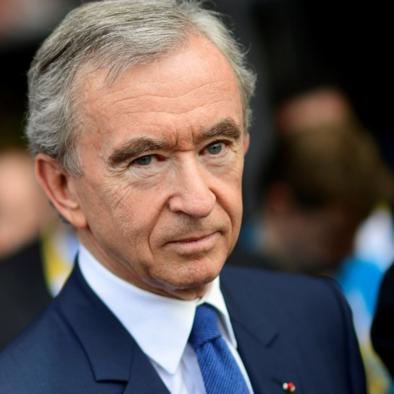 Meet LVMH's Bernard Arnault – the third-richest person in the ...