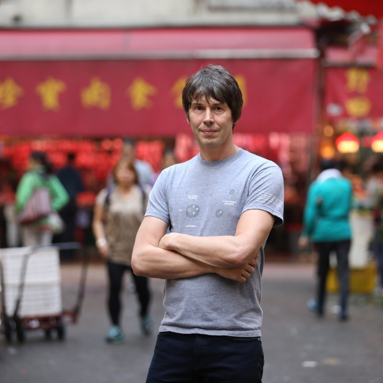 Physicist Brian Cox on how space travel can save the human race