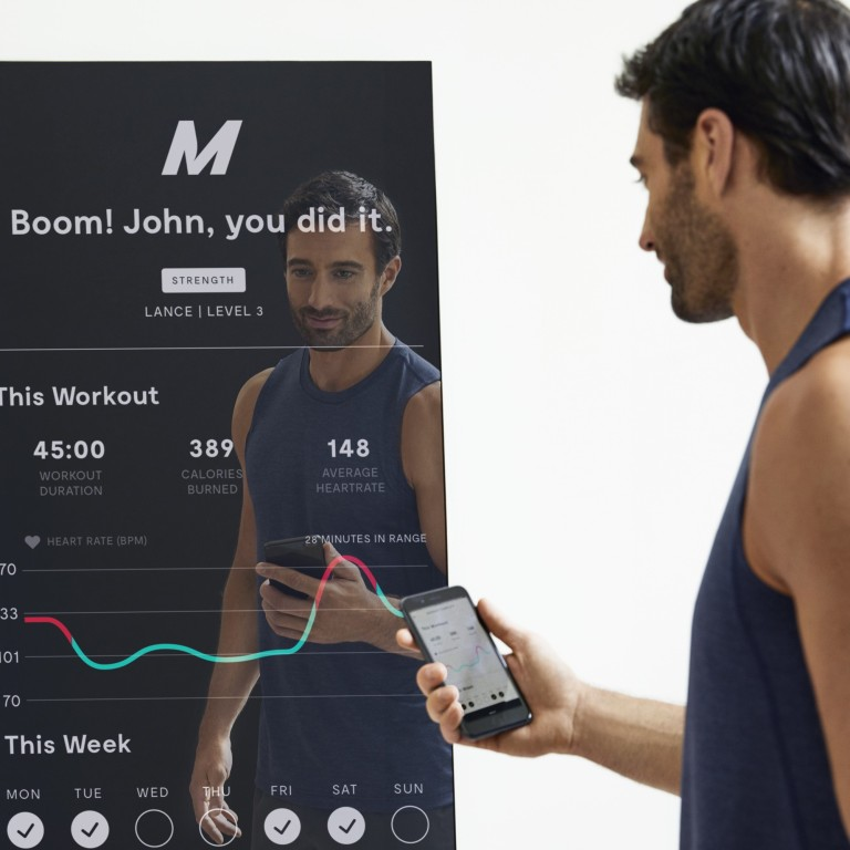 Why hi tech interactive fitness workouts in the home and office