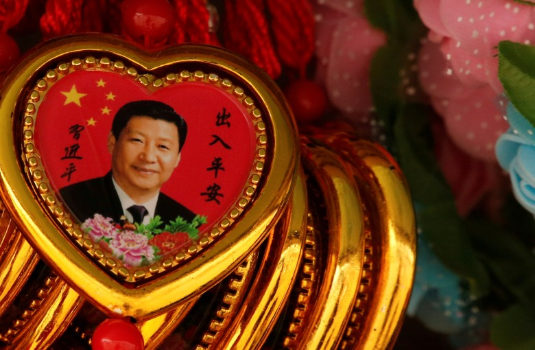 Here's how China is justifying the rise of 'Emperor Xi'