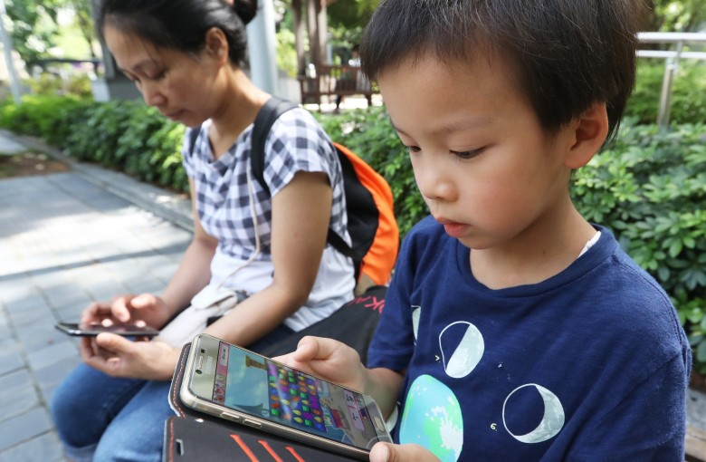How a Chinese toddler locked an iPhone – for 47 years