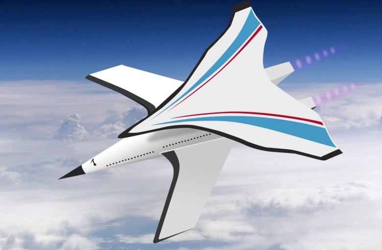 The jet that takes you from New York to Beijing in just two hours