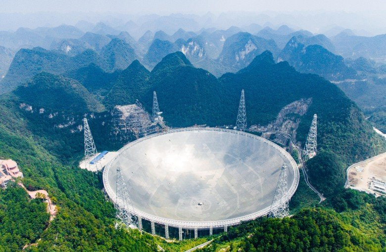 Why China might make first contact with aliens