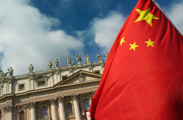 Bishop detained ahead of Vatican-China deal