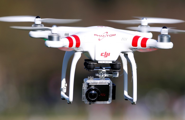 Drones and giant motorized wheels used to smuggle iPhones to China