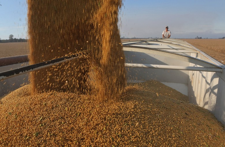 China's soybean tariffs are going to hit Trump where it hurts
