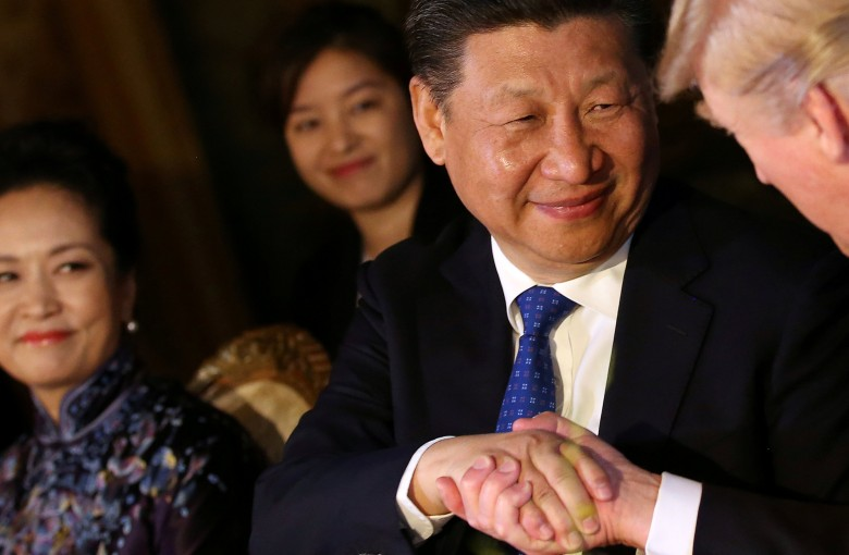 Xi takes aim at Trump (and doesn't even drop his name)
