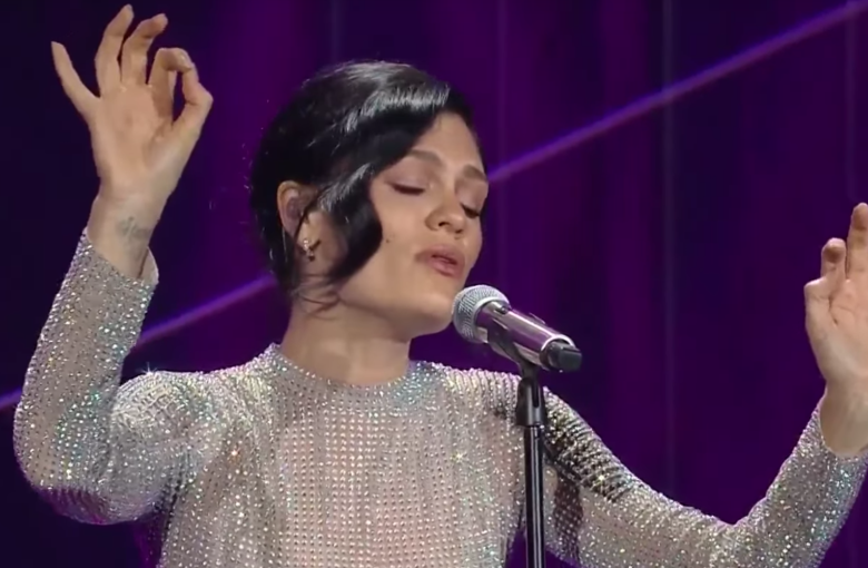 'Stone Sister' Jessie J just won China's American Idol with a Whitney song