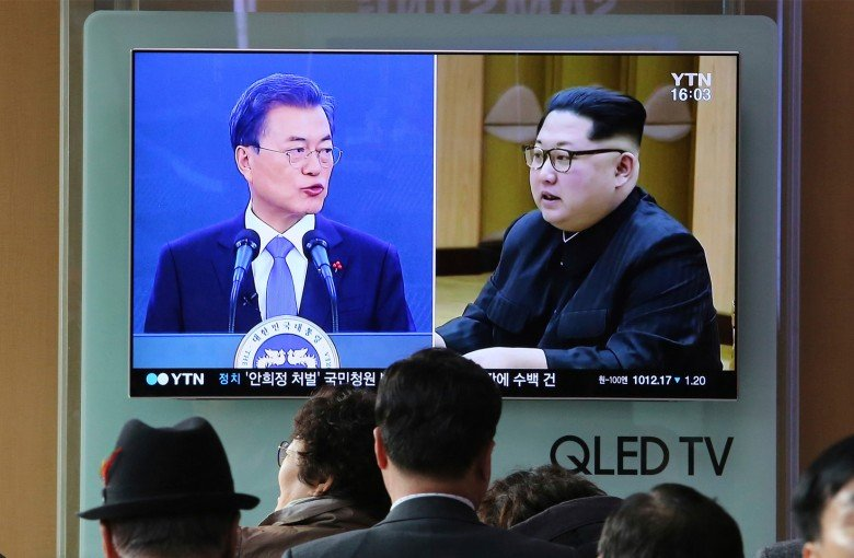 What will happen in the upcoming North-South Korea talks?