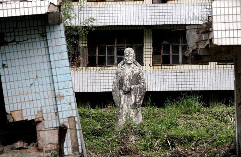 The quake that ripped apart China's dream