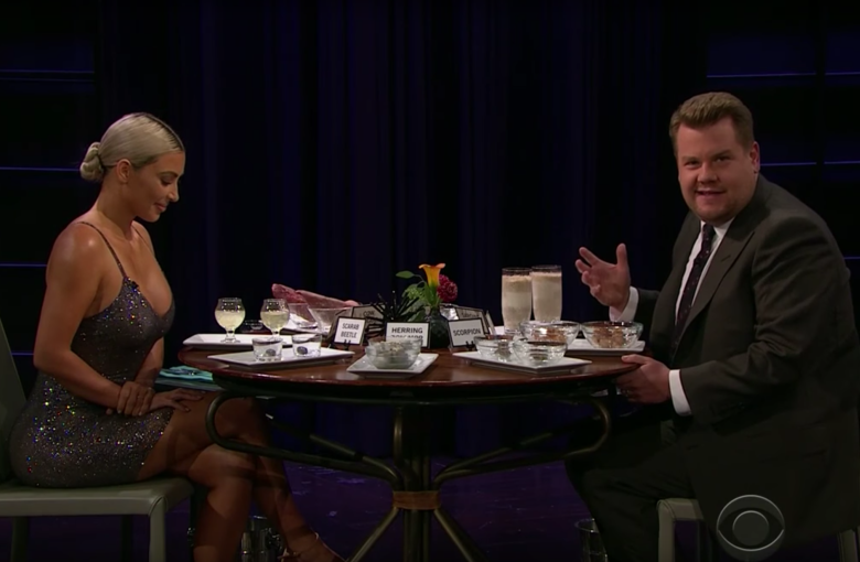 James Corden, stop dissing Asian food for laughs