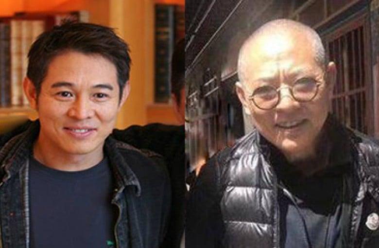 Martial arts legend Jet Li is battling illness