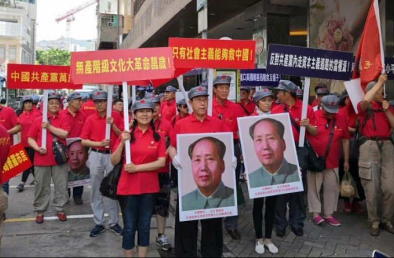 China's last Maoists have found refuge in a capitalist utopia